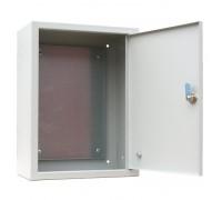 Щит с монтажной панелью ЩМП 04 IP31 (400х300х155)