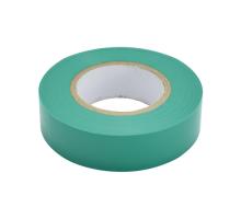 Изолента ПВХ 15мм, 20м зеленая