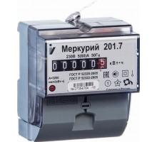 Счетчик Меркурий 201.7 5-60А