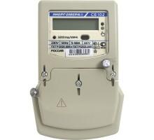 Счетчик электрической энергии СЕ 102 BY S6 145 AKV (5-60) А