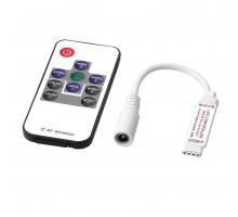 Контроллер для светодиодных лент C-RF-001 RF RGB Remote mini